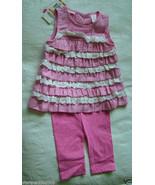 First Impressions Baby Girl 2Pc Dress/Leggins Set,12 Mo - $14.99