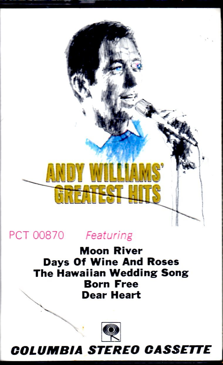 Andy Williams Greatest Hits - Audio Cassette