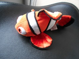 "DISNEY STORE FINDING NEMO CLOWN FISH 9"" LGTH CUTE - $6.42"