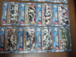 "Coca-Cola Collector Cards ""Tennessee Titans"" Season 1999/2000 (10 Sets o... - $27.23"