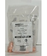 Nibco 9030750PC PC604 Wrot Copper Male Adapter 1/2 Inch by 3/4 Inches - $29.25