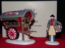 "DEPT 56 -DICKEN'S VILLAGE- SUPER SALE-""TOWN TINKER"" -NIB - $7.84"