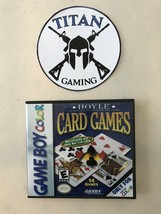 Hoyle Card Games (Nintendo Game Boy Color, 2000) - $9.50