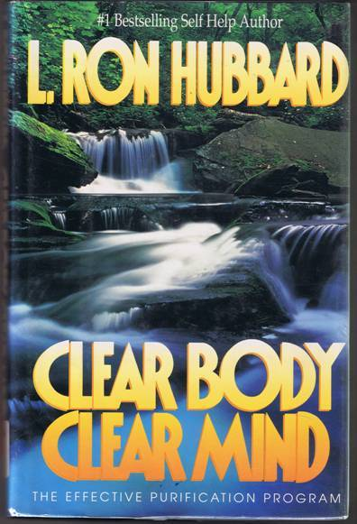D 14 clear body clear mind   l. ron hubbard