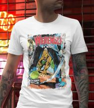 Werewolf by Night T Shirt retro 1970s Marvel Comics horror cotton graphic tee image 4
