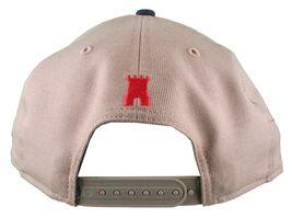 Crooks & Castles New Era Purple/Yellow or Khaki Chain C Snapback Hat image 12