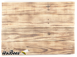 Rustic Charred Wood Canvas - Wedding, Event, Shower, Barn, Home, Sign, D... - $20.00