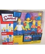 PlayMates 2003 The Simpsons World of Springfield Interactive Environment... - $108.90