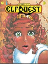 ElfQuest Comic Magazine #16 Warp Graphics First Print 1983 NEW UNREAD VE... - $7.14