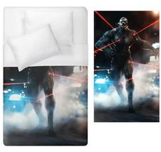 Venom cosplay halloween horror Duvet Cover Single Bed Size  - $70.00