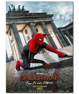 "Spiderman: Far From Home V3 Movie Poster 24x36"" - Frame Ready - USA Shipped - $17.09"