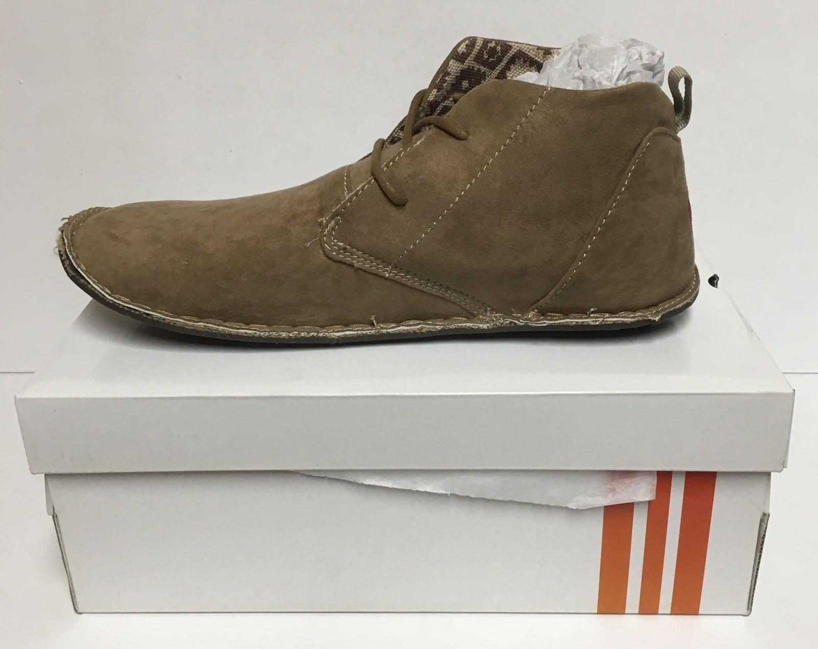 Ohio State University Men's Loafers Chuckka Shoes Sz 11 Tan