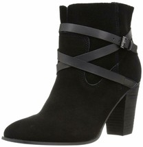 Carlos by Carlos Santana Women's Miles Ankle Boot Black 9 M - $49.49
