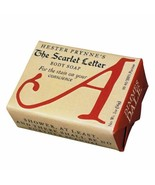 Hester Prynne's The Scarlet Letter Body Soap Bar For Stain On Your Consc... - $3.99