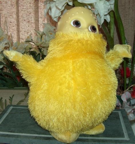 Boohbah humbah yellow dancing