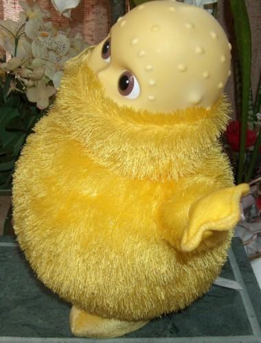 Boohbah Humbah Yellow  Dancing and Talking Doll