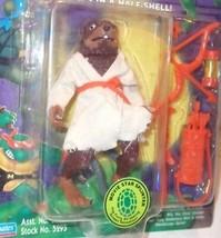 TMNT Movie Star ✰ Splinter ✰✰ RARE WITH TOOTH ✰ Ninja Turtle Figure vint... - $109.99