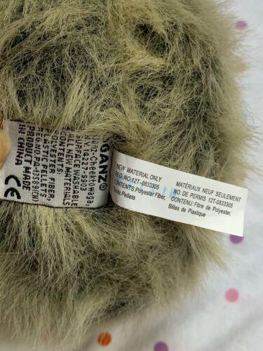 "Webkiz Hedgehog Ganz HM130 No Code 7"" plush stuffed animal Used Free Shipping image 9"