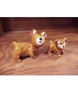 Mama and Cub Bear Ceramic Salt and Pepper Shakers - $3.95