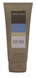 ESCADA CASUAL FRIDAY ALL OVER SHAMPOO 6.8 OZ. MEN Fragrance Perfume Cologne RARE