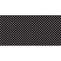 """Pacon PAC55845 Fadeless Design Roll, 48"""" x 50', Classic Dots Black/White - $27.49"""