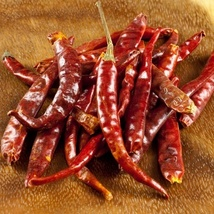Arbol Chili Peppers - Dried - 1 box - 5 lbs - $38.85