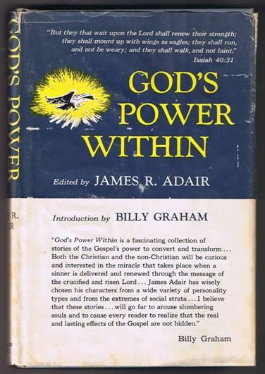 D 18 god s power within   james adair