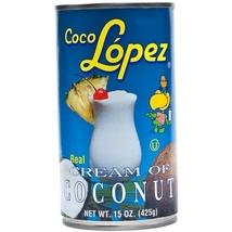 Cream of Coconut - $3.25