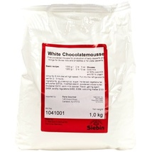 Dark Chocolate Mousse Mix - 1 bag - 2.2 lbs - $21.79