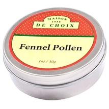 Fennel Pollen - 1 tin - 1 oz - $29.80