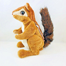 2009 FurReal Friends Newborn Baby Chipmunk 7 Inches Chatters Moves Video... - $11.87