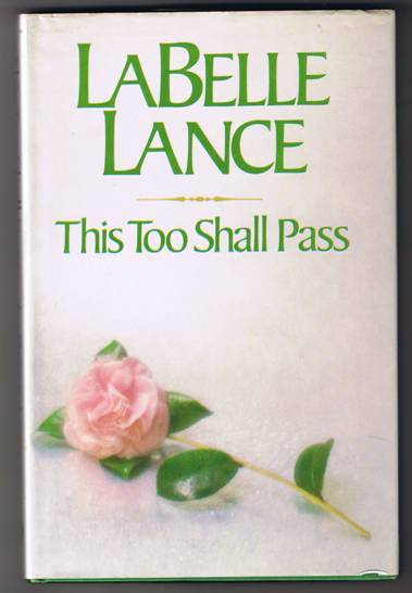 D 23 this too shall pass   labelle lance