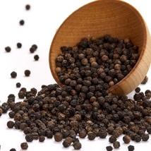 Pepper - Black, Whole - 1 resealable bag - 4 oz - $5.51
