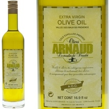 Vallee des Baux-de-Provence Extra Virgin Olive Oil - 1 bottle - 16.9 fl oz - $56.44