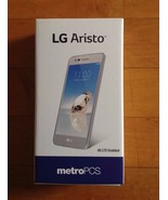 LG Aristo  Empty Box By Metro PCS ( Empty Box Only No Phone Included ) - $9.89