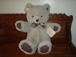 Ganz Heritage 1985 BERTRAN Bear 17in. ALL Tags Retired - $57.83