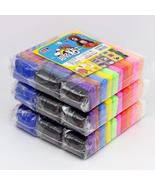 Colored Fluffy Slime Supplies Toys Putty Soft Clay Light Plasticine Play... - $6.18+