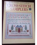Cross Stitch Samplers Book by Better Homes and Gardens HB - $10.99