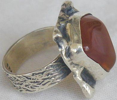 Amber ring-SR62