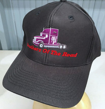 VTG Brothers Of The Road Big Rig Snapback Baseball Cap Hat Trucker  - $22.54