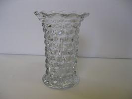 "Elegant Fostoria Glass American 7 1/4"" Crystal ... - $39.99"