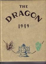 THE DRAGON,1949 YEARBOOK MOORHEAD TEACHERS COLLEGE,MN - $39.99