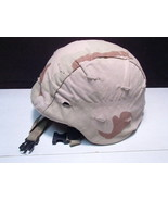Military PASGT Helmet  ~ made with Kevlar ~ w- Oregon Aero Padding  XS-2 ~ - $139.99