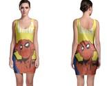 Spiderman omg bodycon dress thumb155 crop