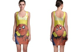 Spiderman OMG Bodycon Dress - $22.99+