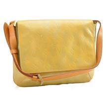 LOUIS VUITTON Vernis Thompson Street Shoulder Bag Gris M91069 LV Auth cr112 - $150.00