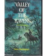 VALLEY OF THE RAVENS BY NANCY BUCKINGHAM-GOTHIC MYSTERY - $9.97