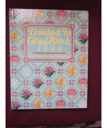 Holidays in Cross Stitch 1989 by Vanessa Ann Co... - $13.99