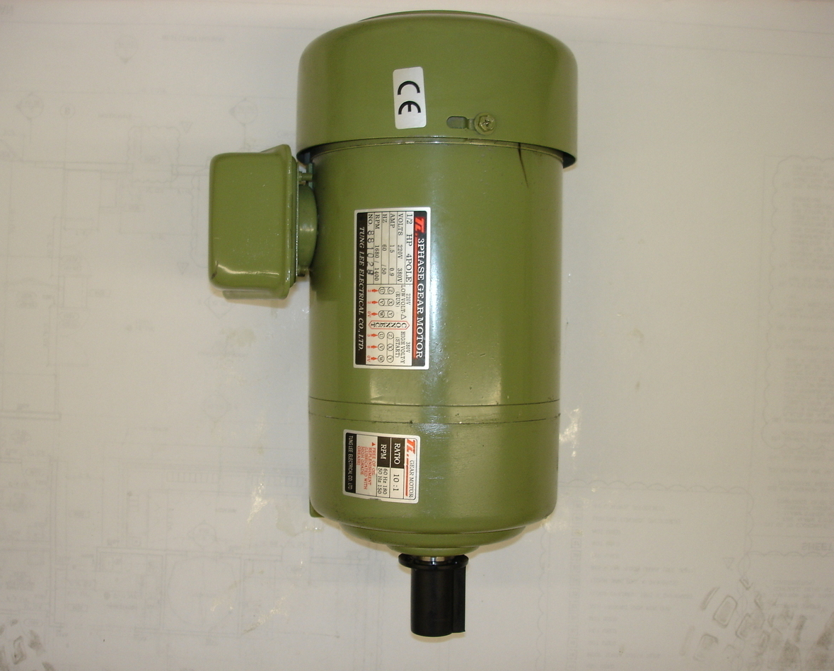 Tung Lee Gear Motor GL22-400-10S