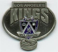 NHL Licensed Pin Los Angeles Kings Hockey Pewter Pin - $5.00